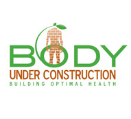 Body Under Construction Logo Design