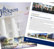 Jackson Mississippi Brochure