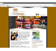 LT ComDesign Website
